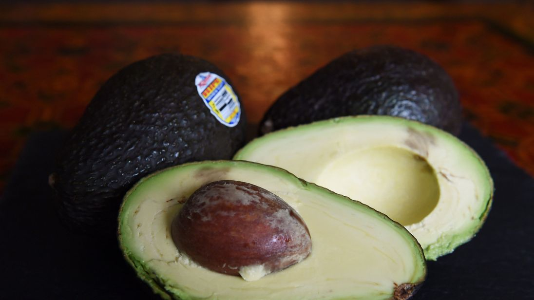 Leading supermarket sells wonky avocados