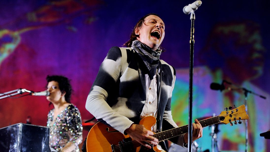 Hear Arcade Fire's new song,