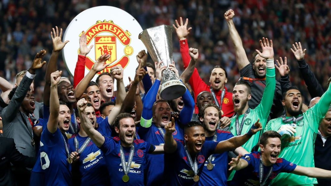 Newspaper round-up after Manchester United are crowned Europa League champions