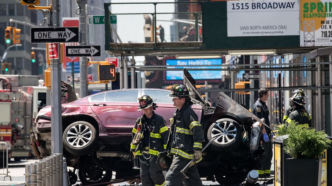 Portage teen dies in horrific NY crash