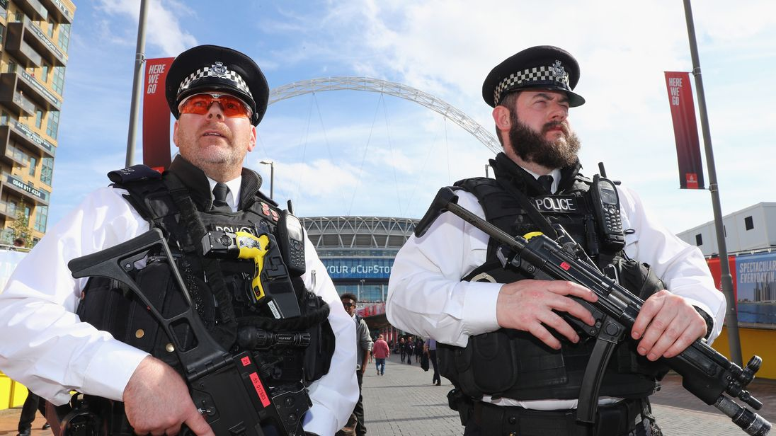 Armed police to guard bank holiday events as Manchester stays strong