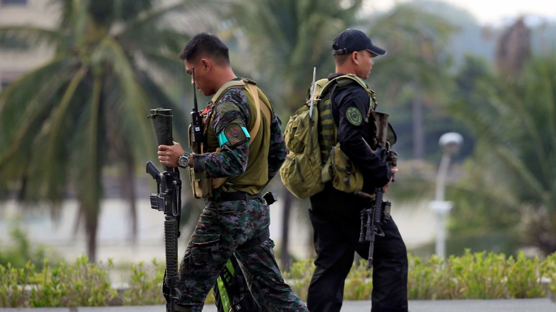 US Embassy issues Philippines travel warning