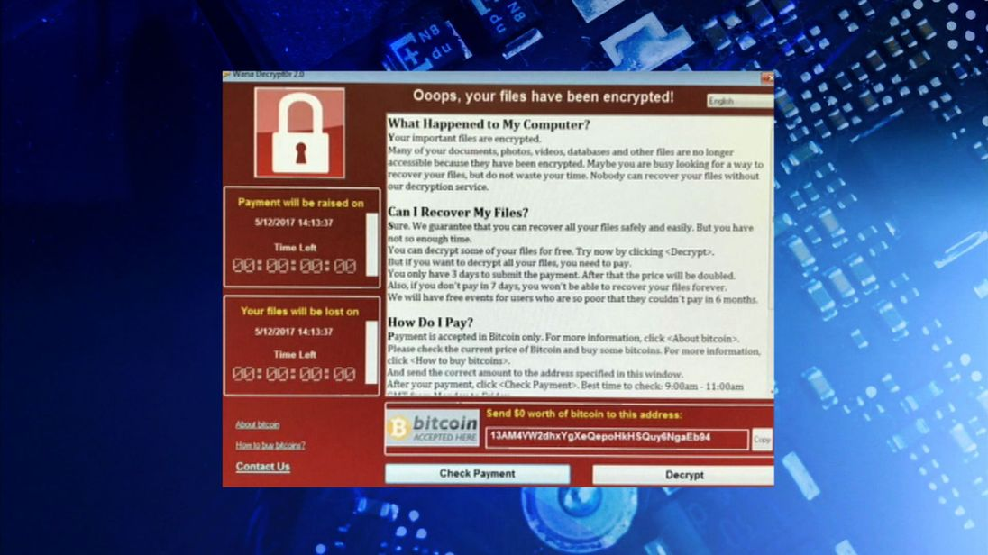 'WannaCry' cyber attack: How to protect your computer