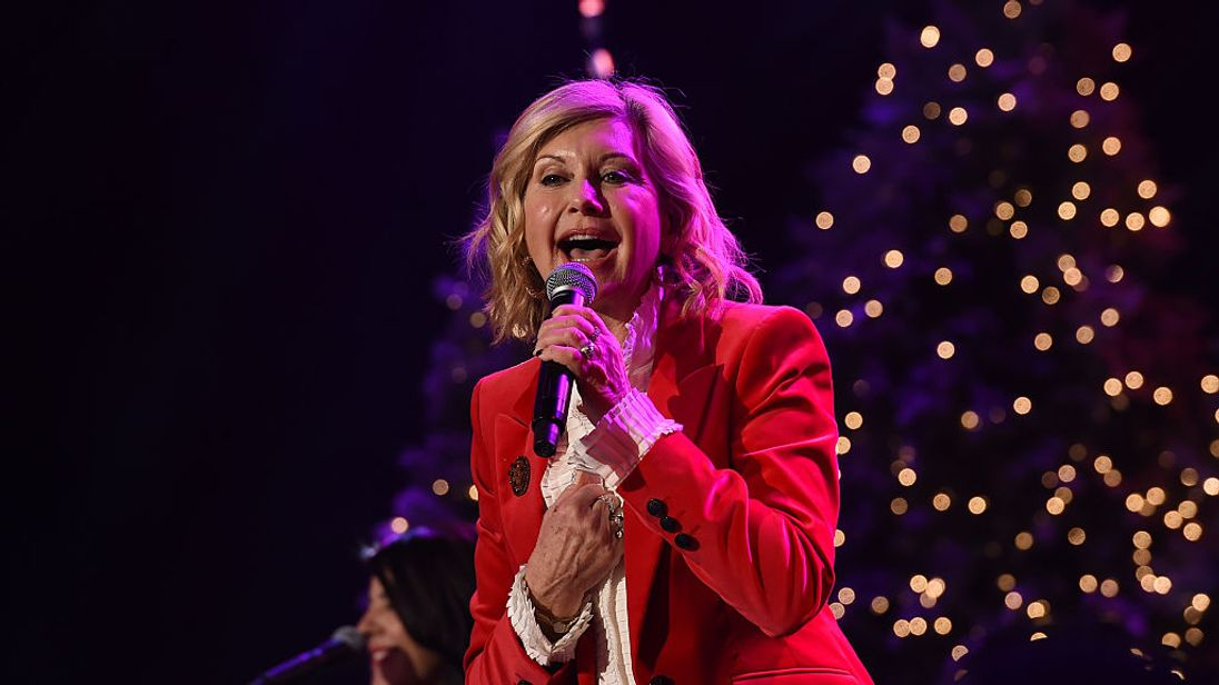 Olivia Newton-John diagnosed with breast cancer relapse