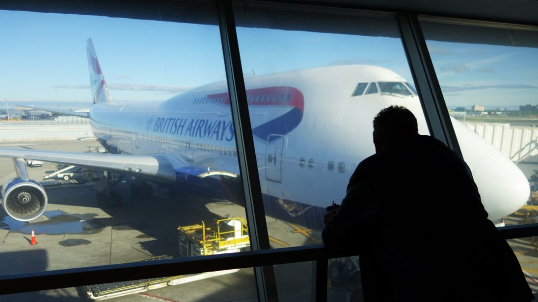 British Airways operation back to the routine from Tuesday after IT breakdown