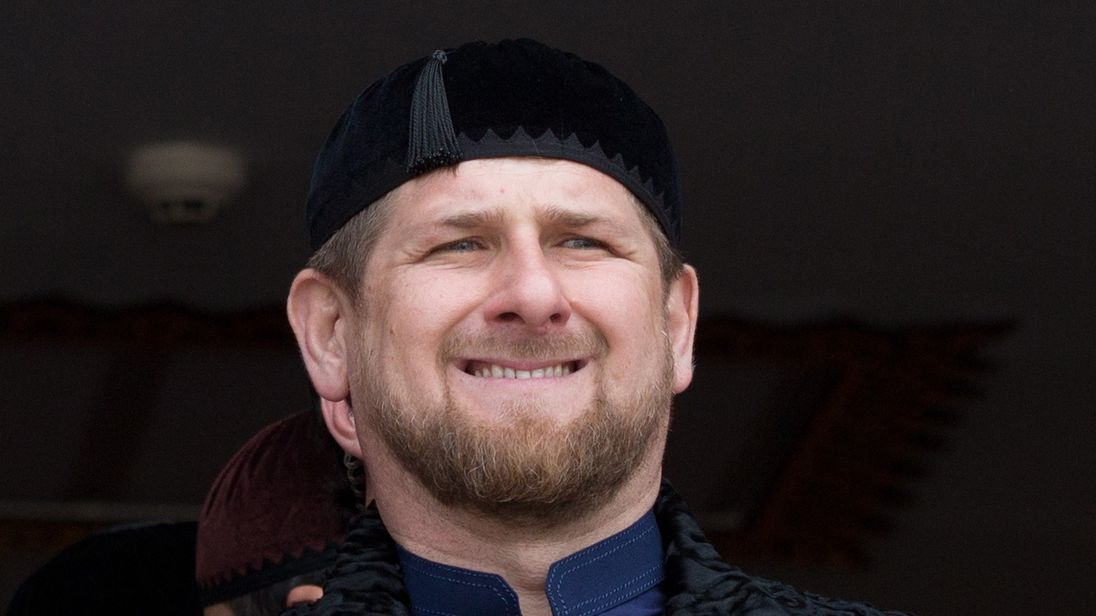 Ramzan Kadyrov says there are no gay people in Chechnya