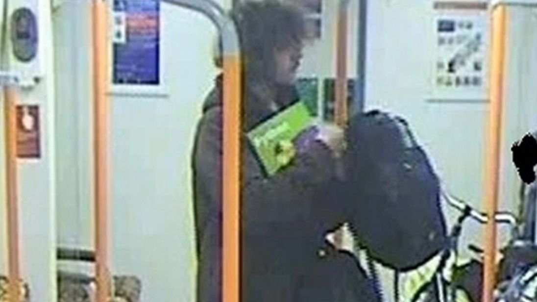 20-year-old jailed for home-made Tube bomb