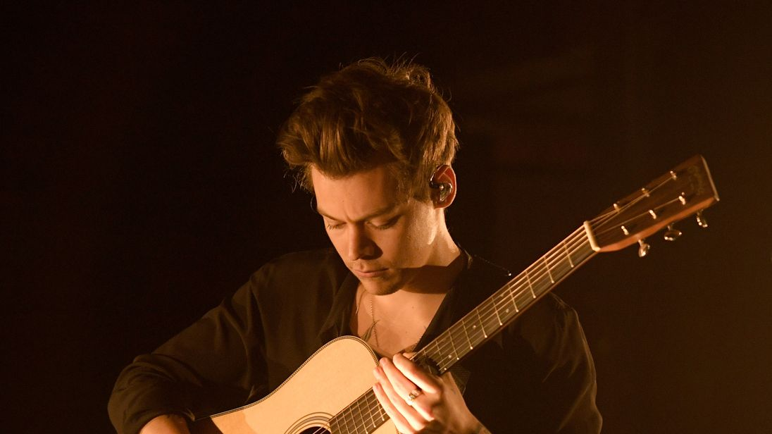 The One Direction singer released his self-titled first solo record on Friday