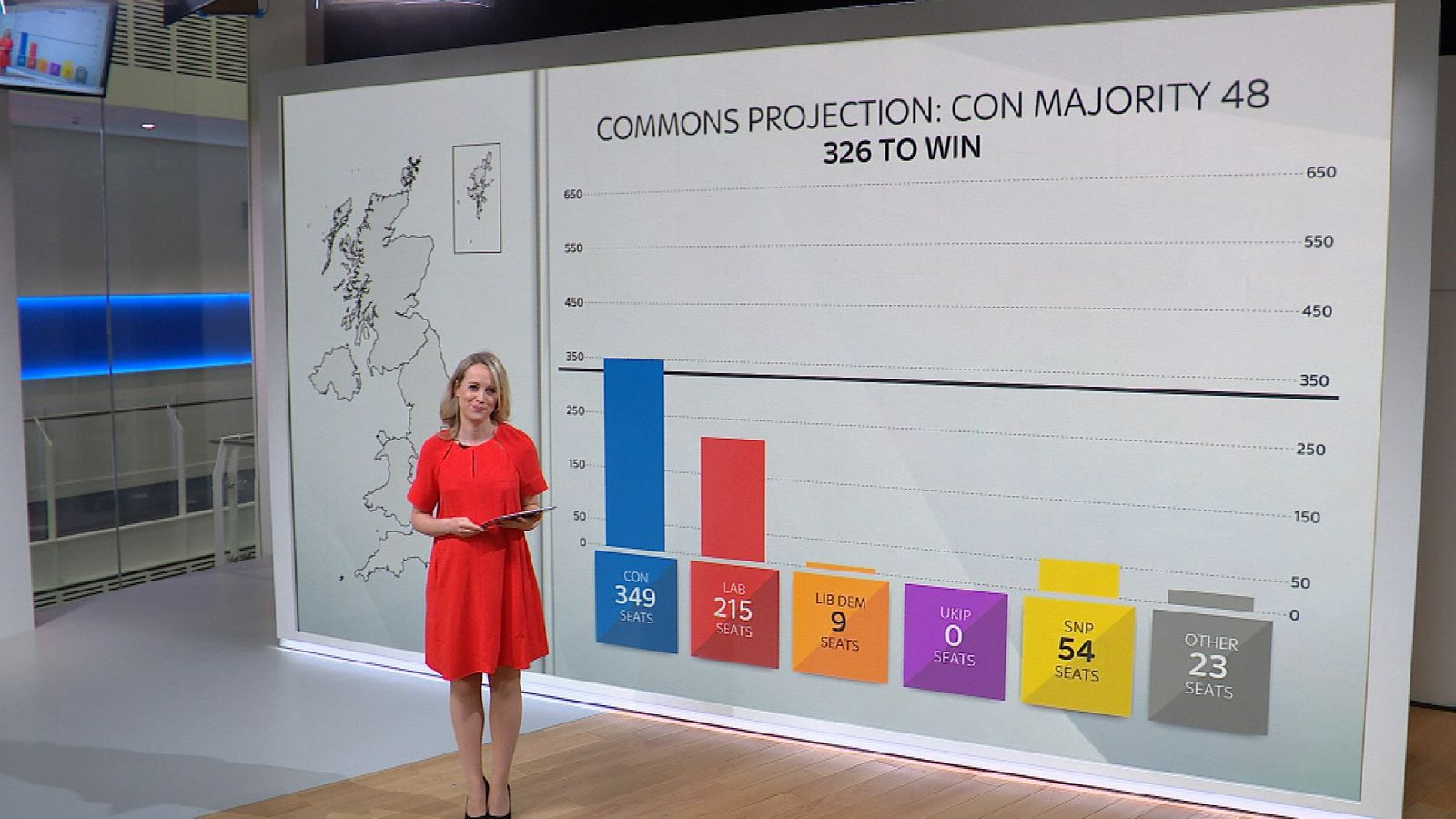 Local Election Results And General Election Projection