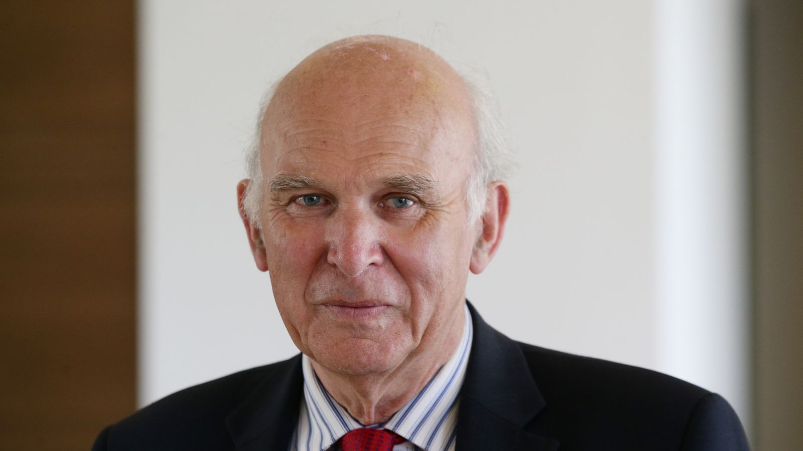 New Lib Dem leader Vince Cable calls for 'exit from Brexit'
