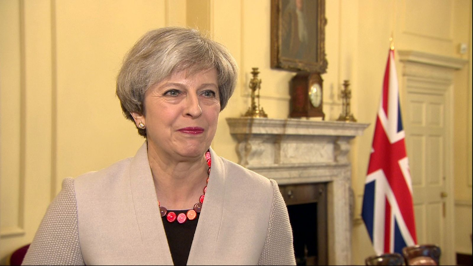 The Prime Minister offers her thanks for Prince Philip's work
