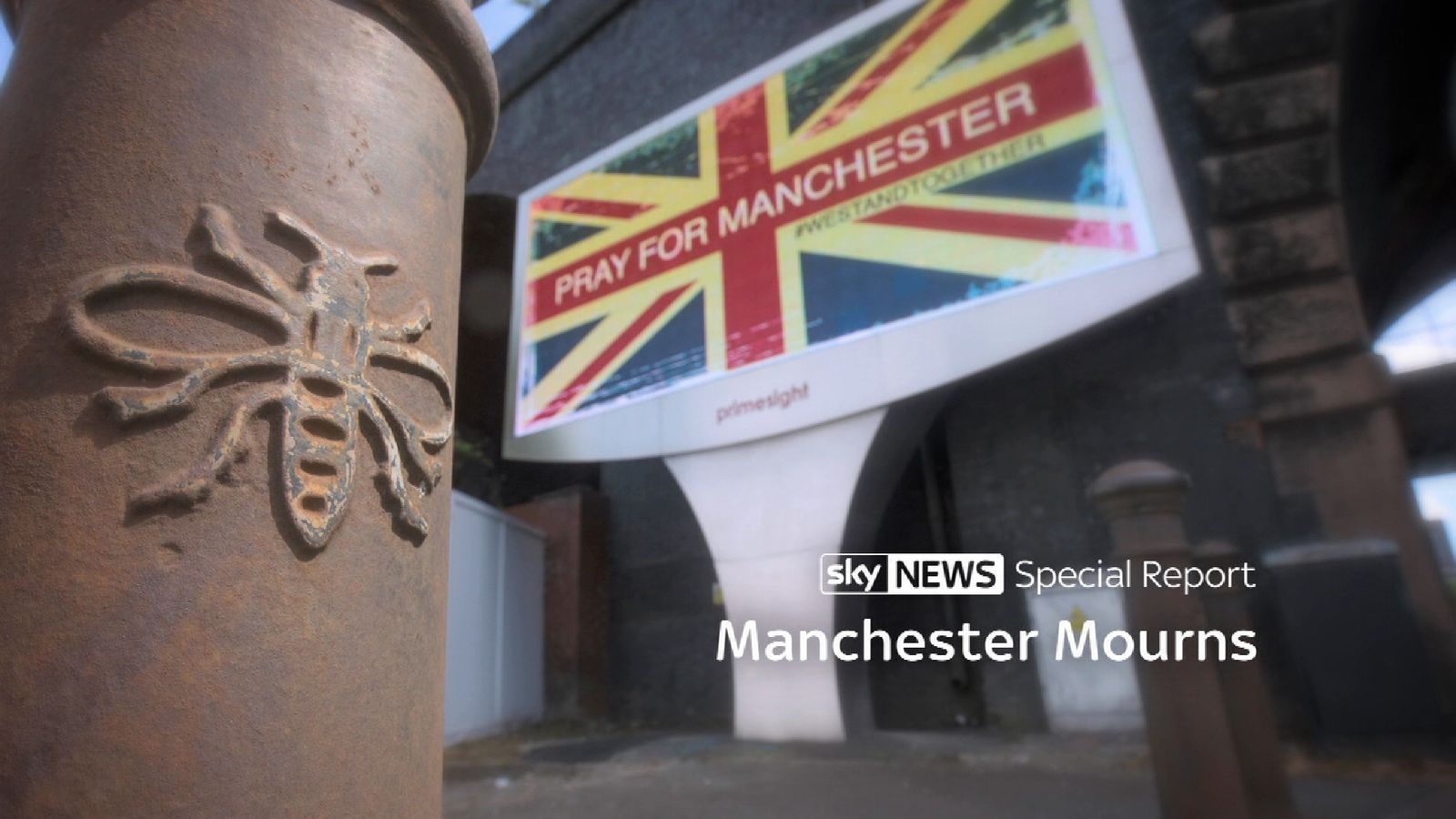 Sky News looks at how the city of Manchester pulled together after the horrific events of the Ariana Grande concert.