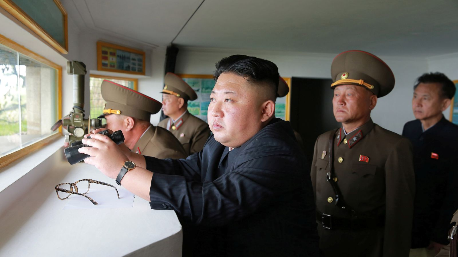 North Korea: UN trying to 'exterminate' us