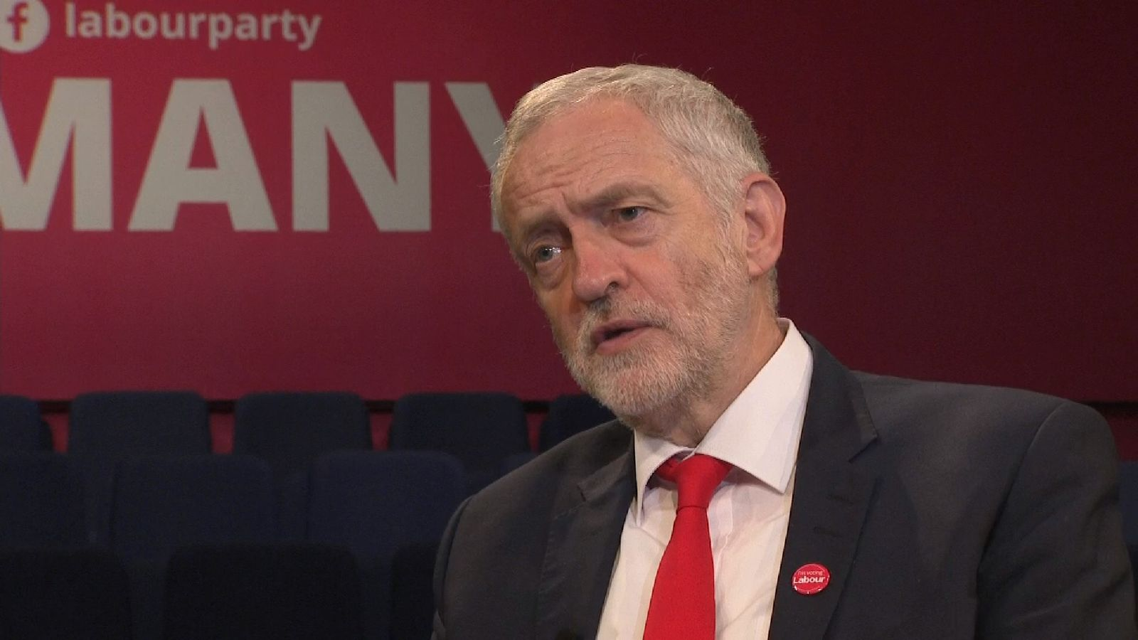 Jeremy Corbyn wouldn't say whether immigration figures would rise or fall under a Labour government