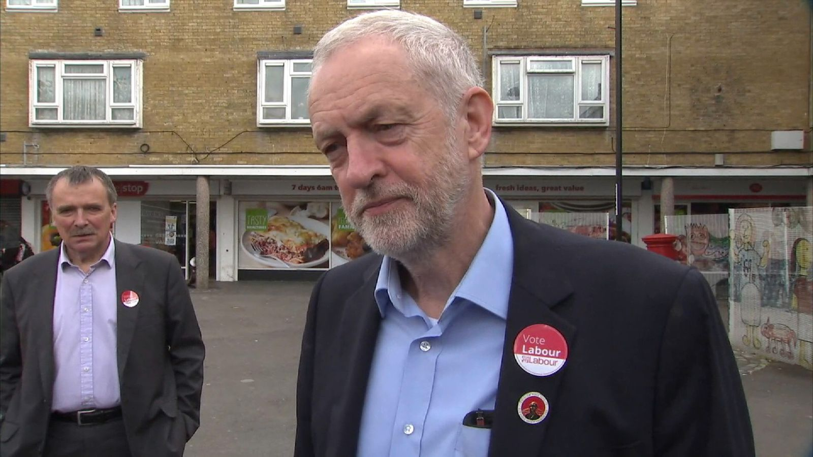 Jeremy Corbyn says he is 'not embarrassed' by Diane Abbott's maths