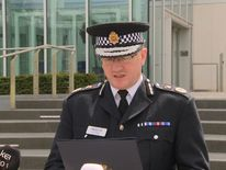 Chief Constable Ian Hopkins says there have been significant arrests