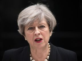 Theresa May has both declared war on terror and changed the rules of the game
