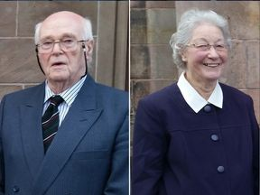 Michael and Marjorie Cawdery's deaths have been described as 'incomprehensible'