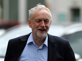 Labour leader Jeremy Corbyn visits Mumsnet HQ on Tuesday