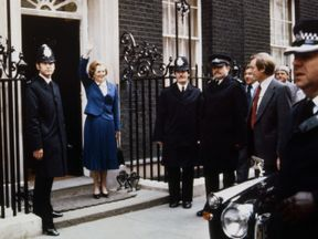 Margaret Thatcher secured a 5.3% swing in 1979, but she was in opposition and Jim Callaghan's government was spent