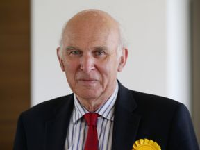 Vince Cable is seeking to retake the Twickenham seat he lost in 2015