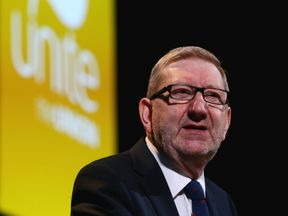 File photo dated 11/07/16 of Unite General Secretary Len McCluskey