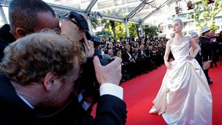 Actress Elle Fanning