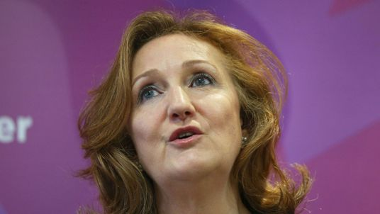 Ukip Deputy Chair Suzanne Evans speaks at the launch of her party's General Election manifesto
