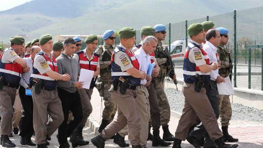 Failed coup in Turkey