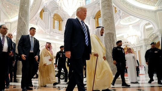 Donald Trump is seeking to secure the elusive diplomatic 'Holy Grail'