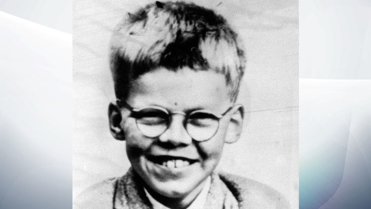 Keith Bennett, a victim of Ian Brady and Myra Hindley. His body was never found