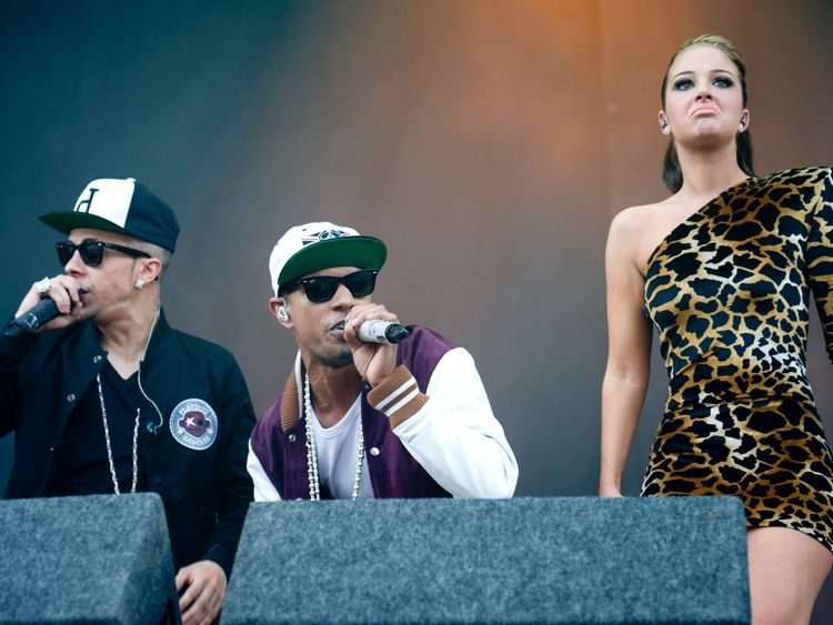 Former N-Dubz star Dappy arrested after 'knife incident'