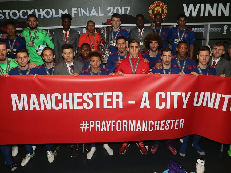 Manchester United Win Brings City Together After Concert Bombing
