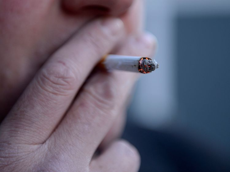 It is hoped that new measures will reduce cigarette consumption