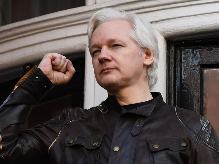 The WikiLeaks founder said Sweden's decision was an 'important victory'