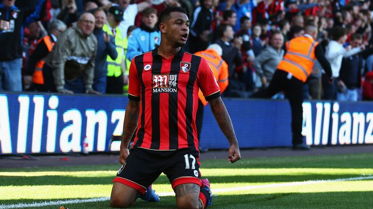 Bournemouth 2-1 Burnley