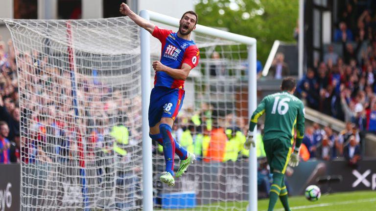 Crystal Palace 4-0 Hull