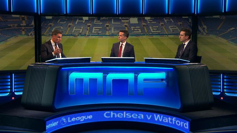 MNF: How Chelsea won the title