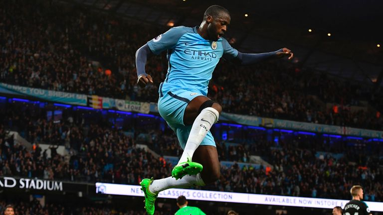 Watch highlights of Manchester City's 3-1 home win over West Brom in midweek