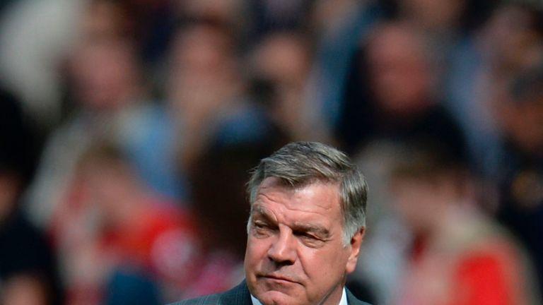 Watch Sam Allardyce deliver his Premier League survival blueprint