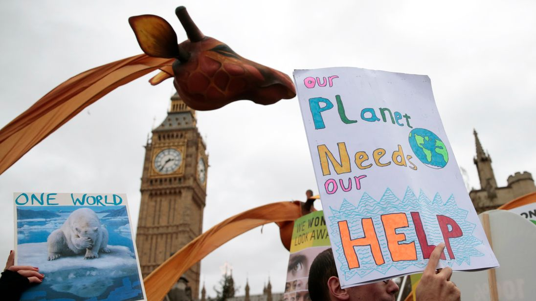Next Three Years Will Decide Fate of Our Planet's Climate, Experts Warn