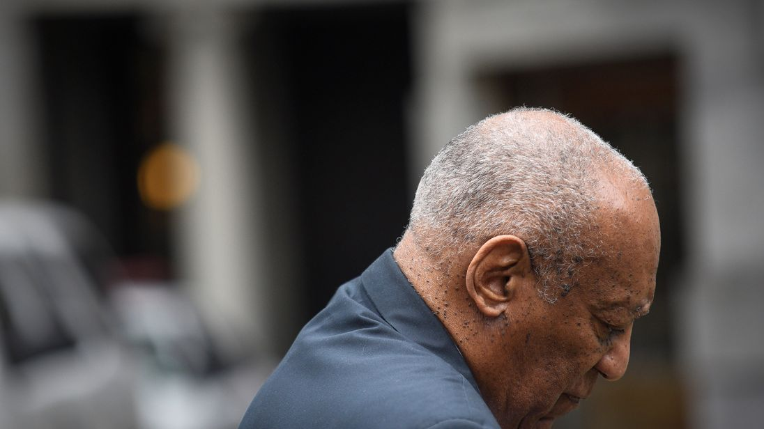Prosecutors have vowed to retry Cosby on three charges of aggravated indecent assault