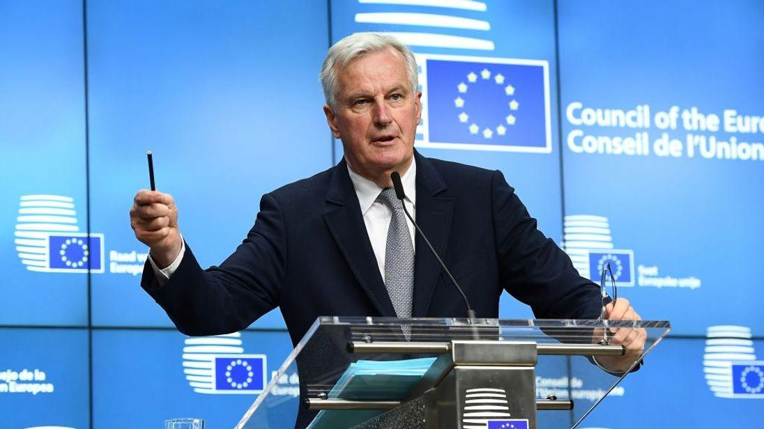 Michel Barnier - the EU's chief Brexit negotiator