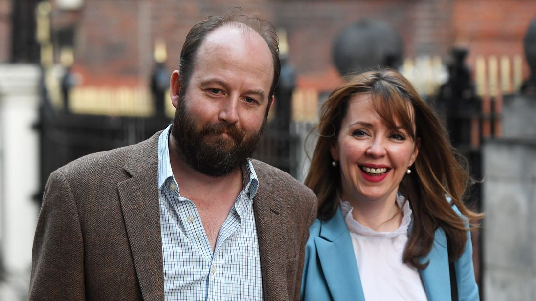 Image result for Fiona Hill and Nick Timothy