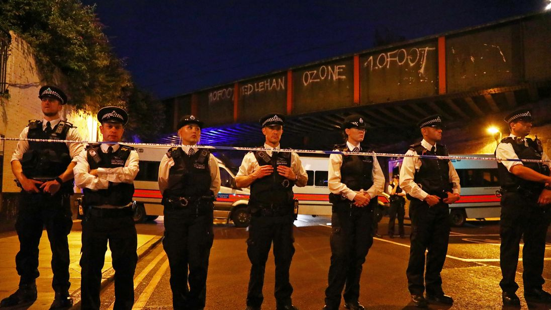 Finsbury Park Attack Suspect's Name Revealed Shouts 'I'm Gonna Kill All Muslims'