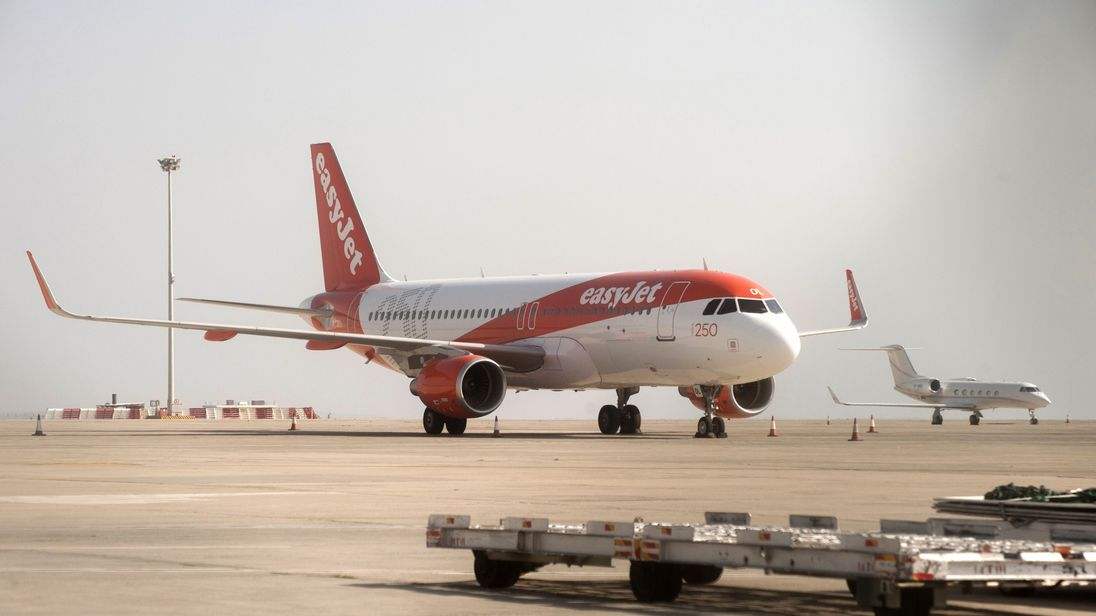 Bound EasyJet flight makes unplanned landing over 'suspicious conversation'