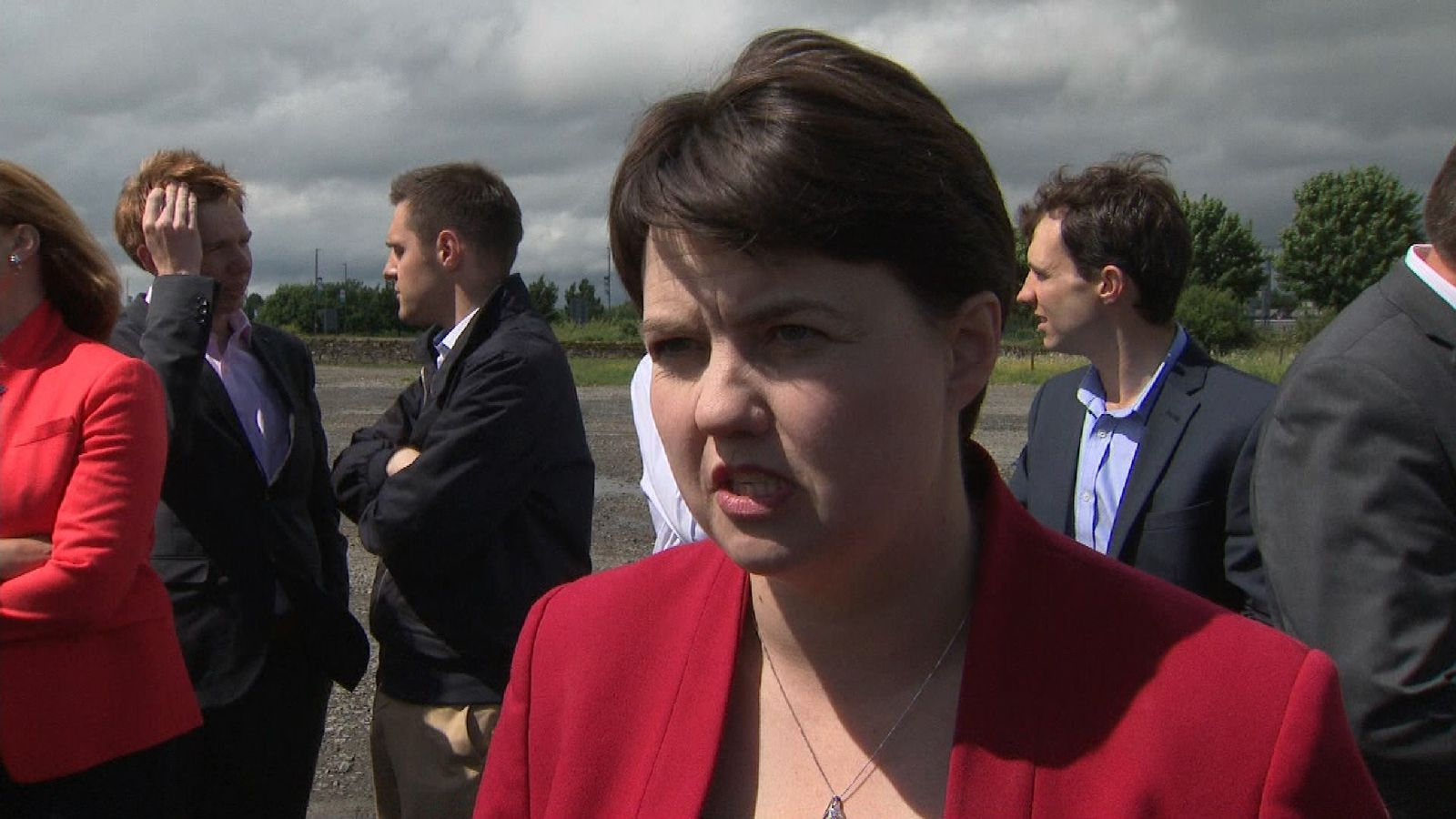 Scottish Tory leader Ruth Davidson: no roll-back over LGBTI rights