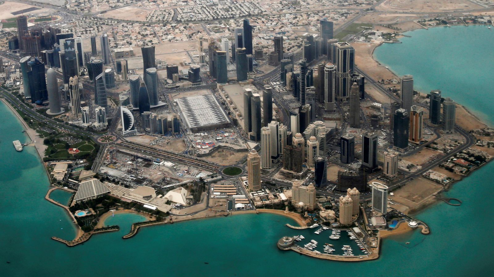 Doha has been accused of destabilising the region by backing extremist groups