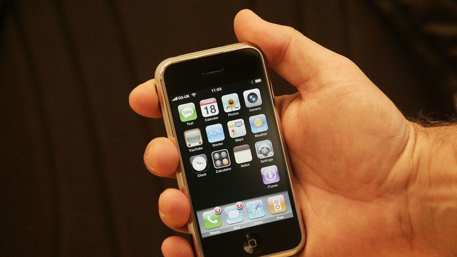 Iphone celebrates its th anniversary newsody