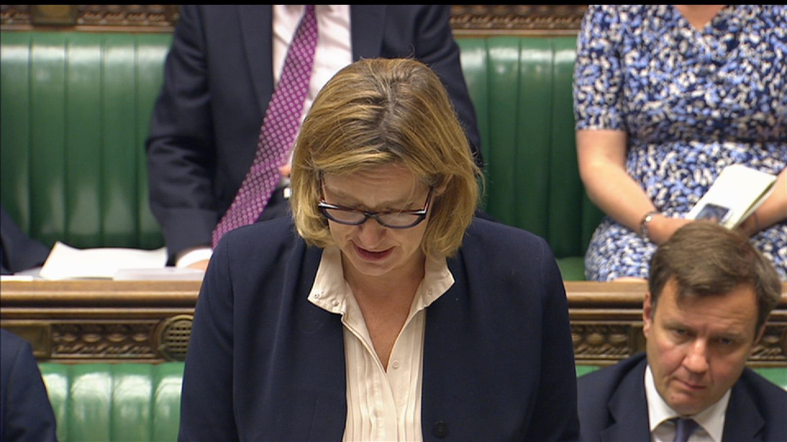 Amber Rudd says UK has entered into a new phase of global terrorism